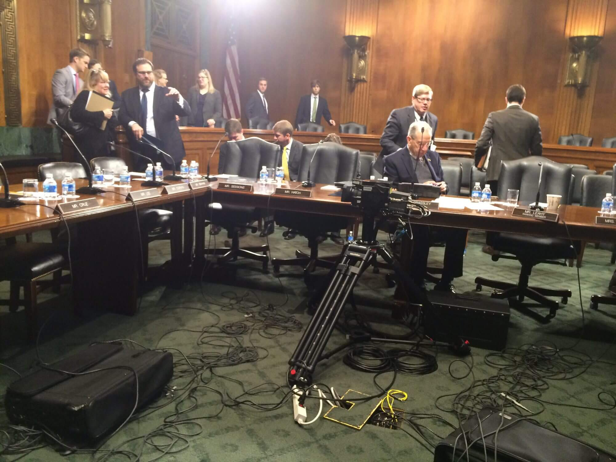 Company trade secrets could be better protected under Senate Judiciary committee bill