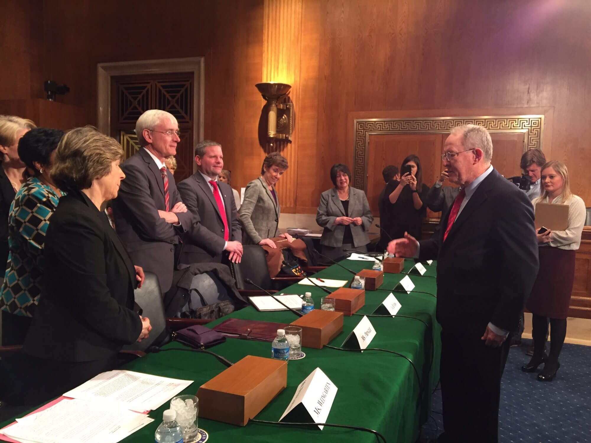 Education leaders to Congress: Give us time and space to reform education