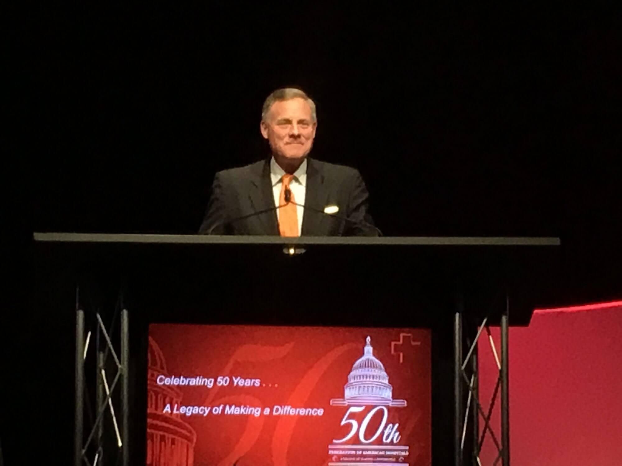 Congressmen: Future of health care will be decided Nov. 8