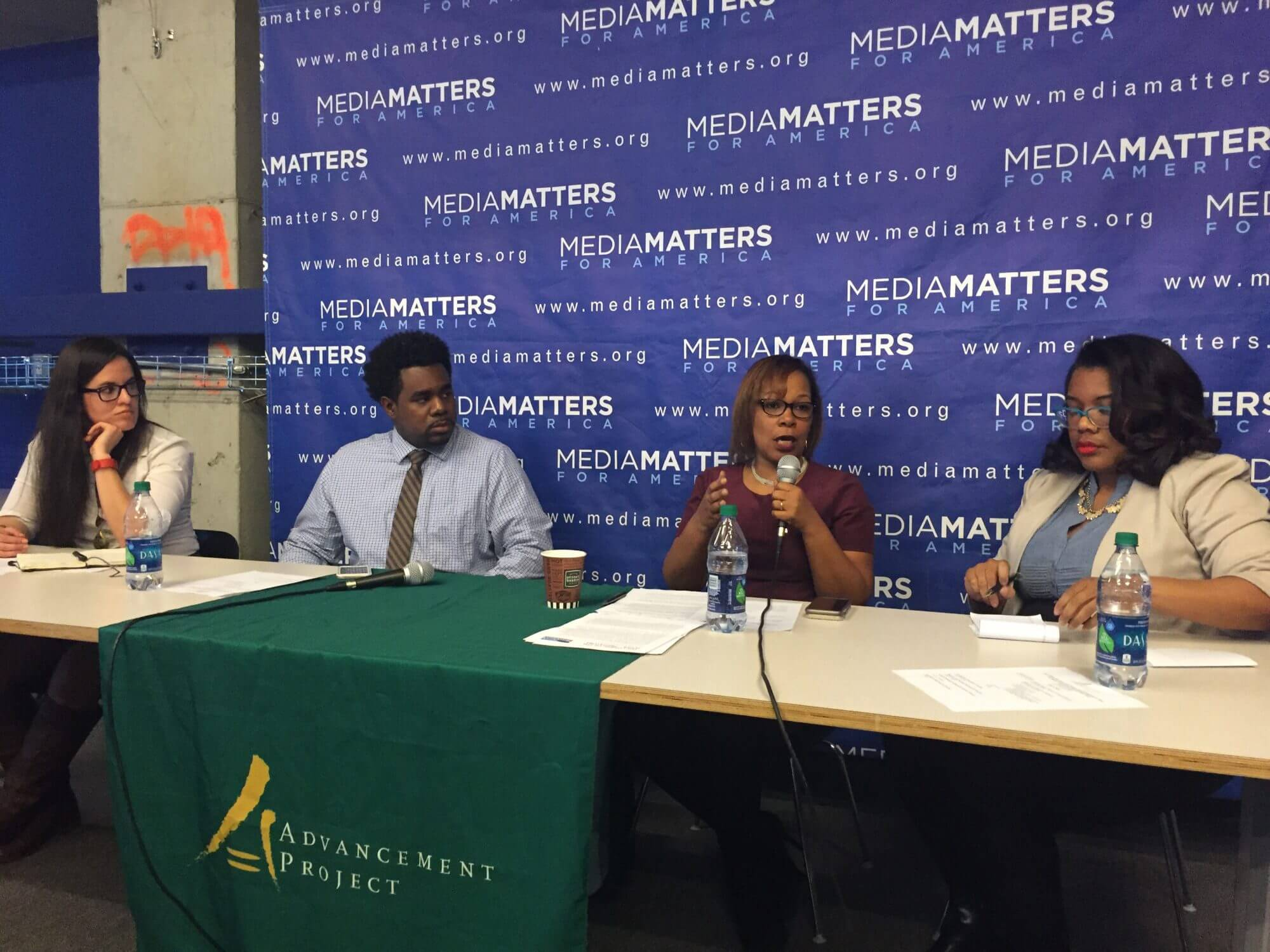 Media must change portrayal of black and Latino youths, panel says