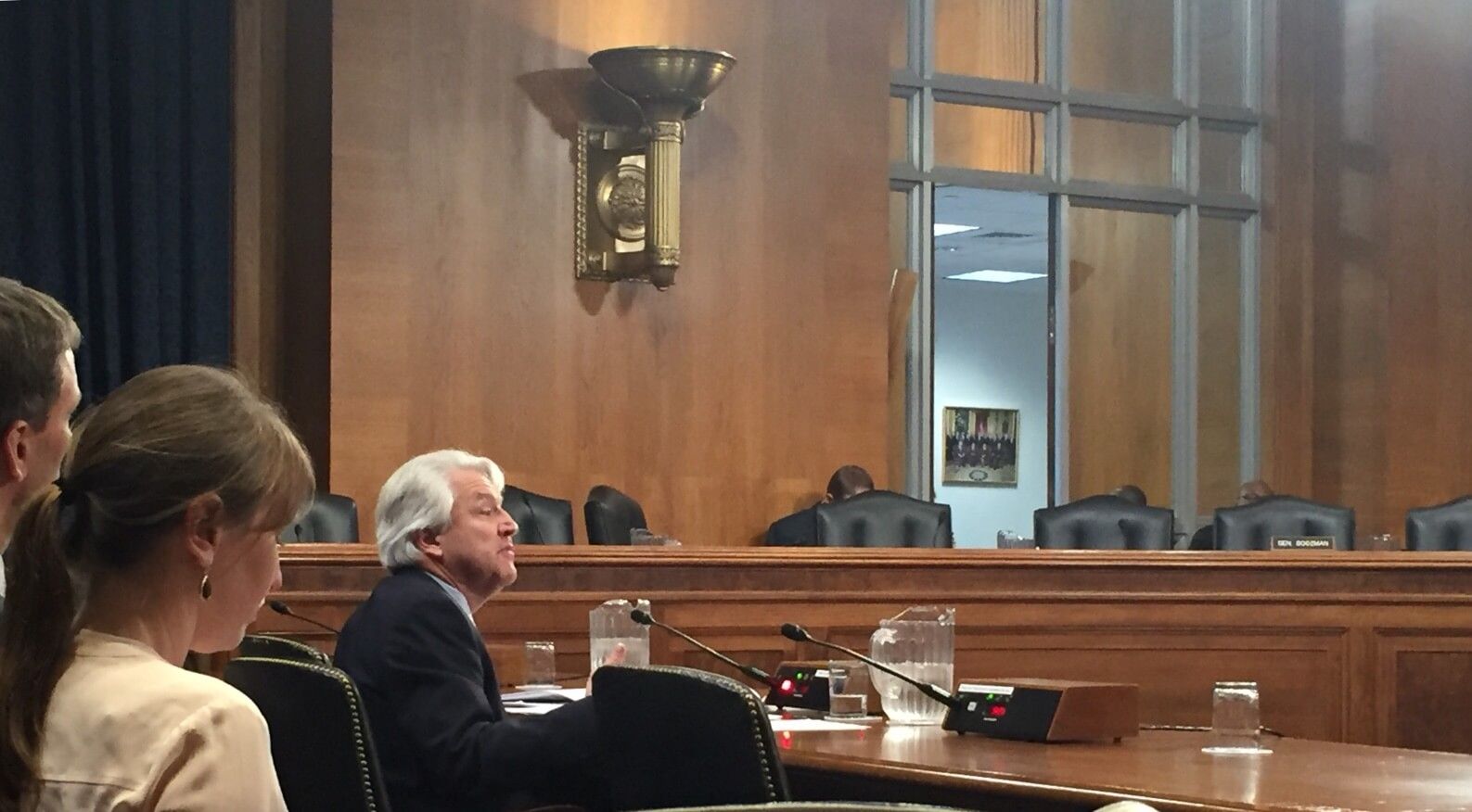 Environment and Public Works Committee grills Office of Surface Mining director over Stream Protection Rule