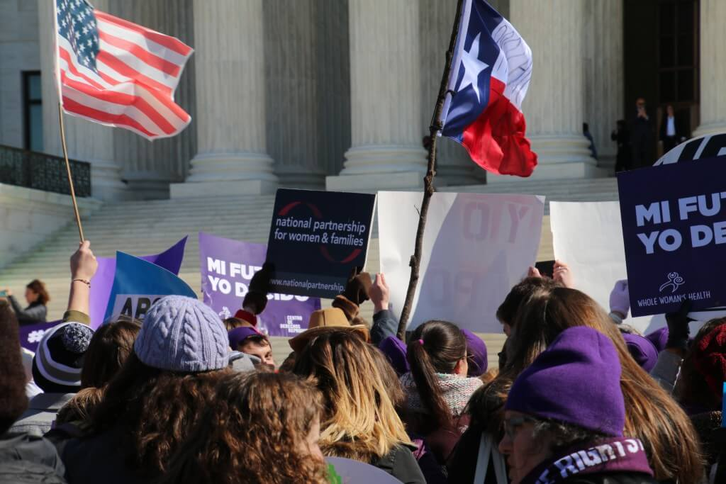 'Undue Burden' on Trial in SCOTUS Abortion Case