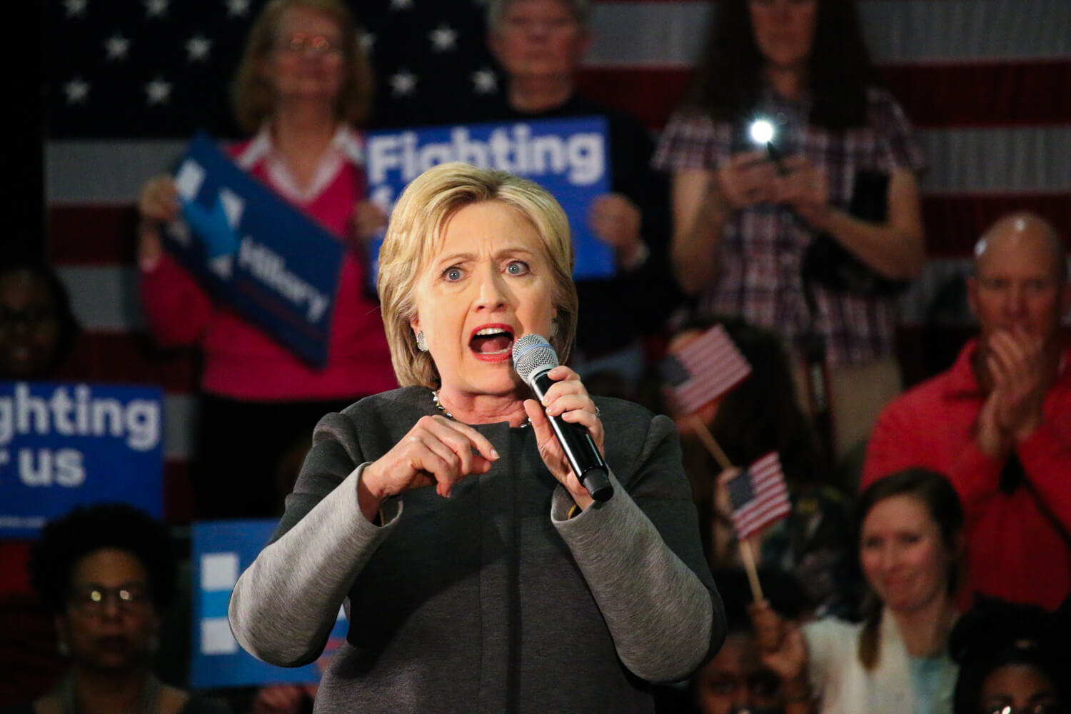 Has Sanders pushed Clinton to the left on energy issues?