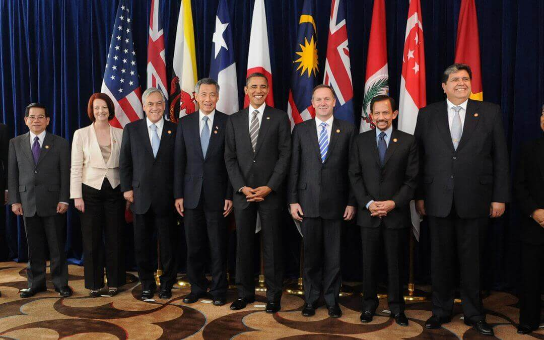 Potential Trans-Pacific Partnership benefits make it worth a try