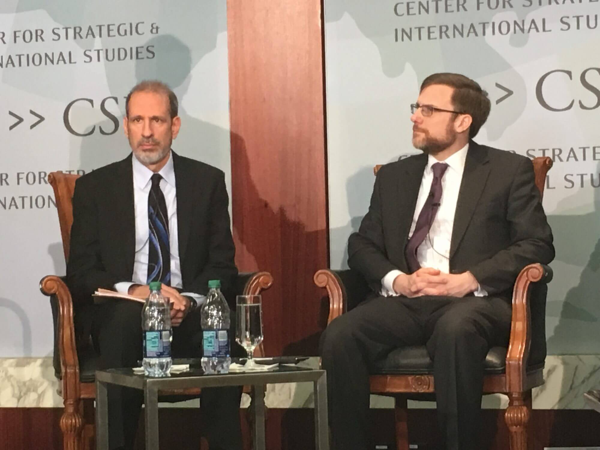 Defense officials: US projection of power needed to combat Russia, China