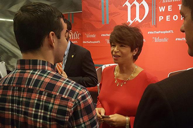 Valerie Jarrett pushes for bipartisan criminal justice reform