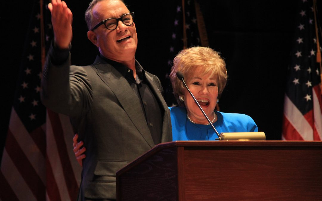Celebrities, political leaders raise awareness for military caregivers