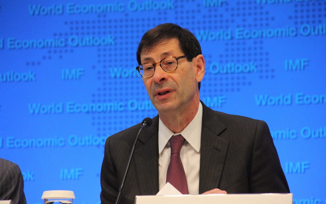 IMF expects disappointing growth for advanced economies