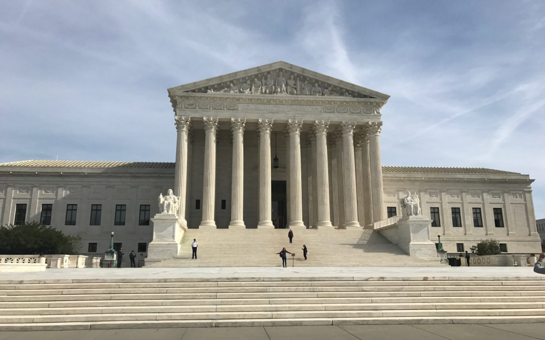 Supreme Court hears arguments on tribal land suits