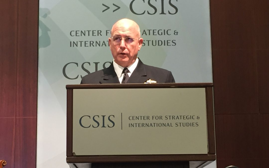 Threat networks pose danger to Latin American stability, top military commander says