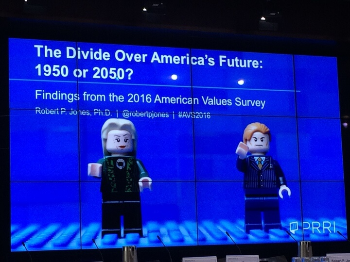Deep divides in national culture will last beyond Nov. 8, Brookings report finds
