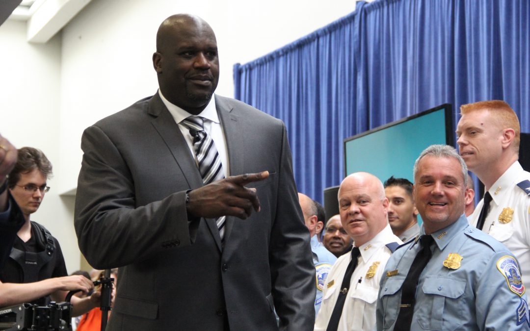 Fight against impaired driving gets an assist from Shaq