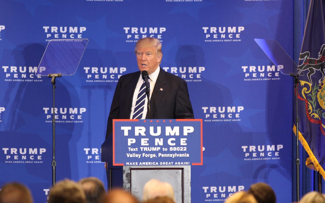 Donald Trump vows again to repeal Obamacare