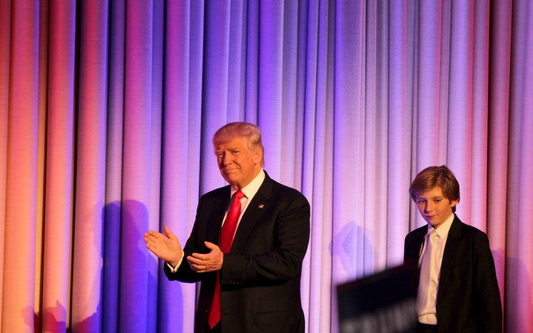 Captured: Inside Donald Trump's stunning upset