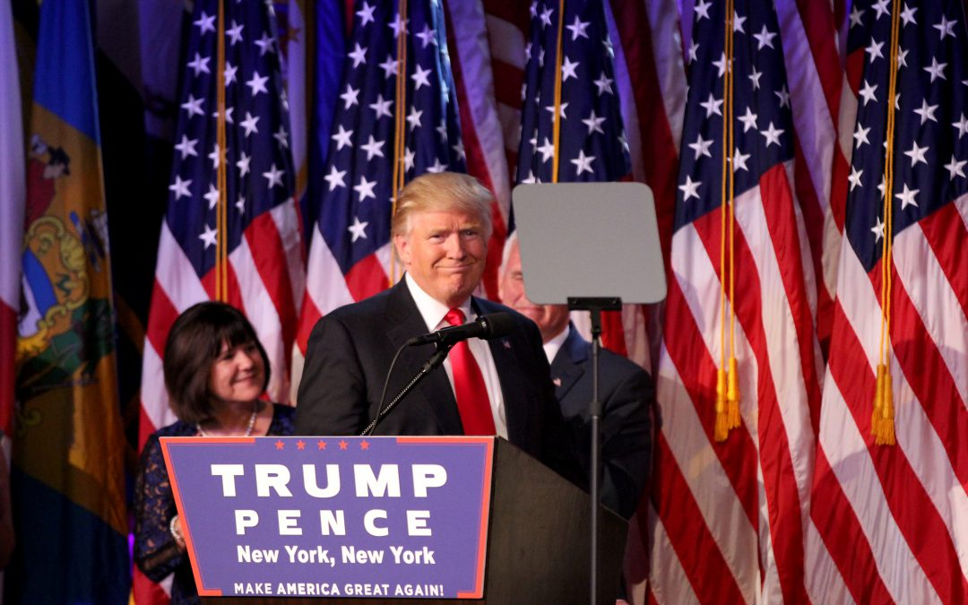 Donald Trump defies odds, elected 45th president of the United States