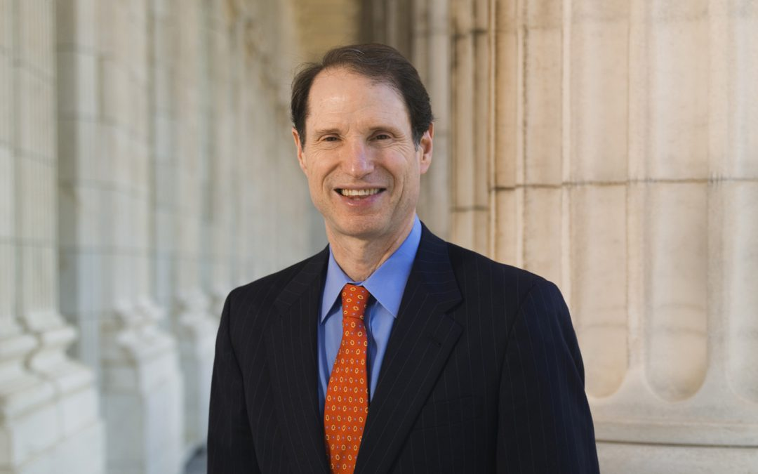 Sen. Ron Wyden: A voice on digital privacy issues