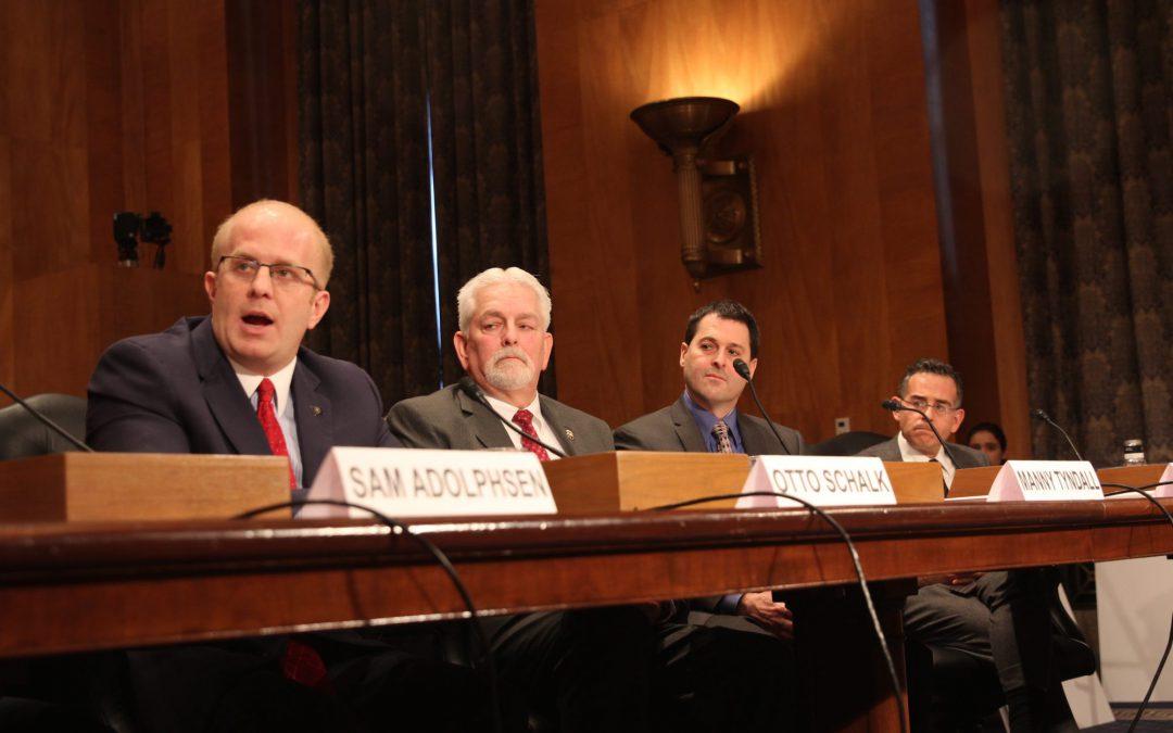 Medicaid Could Be Fueling the Opioid Crisis, Senators Say