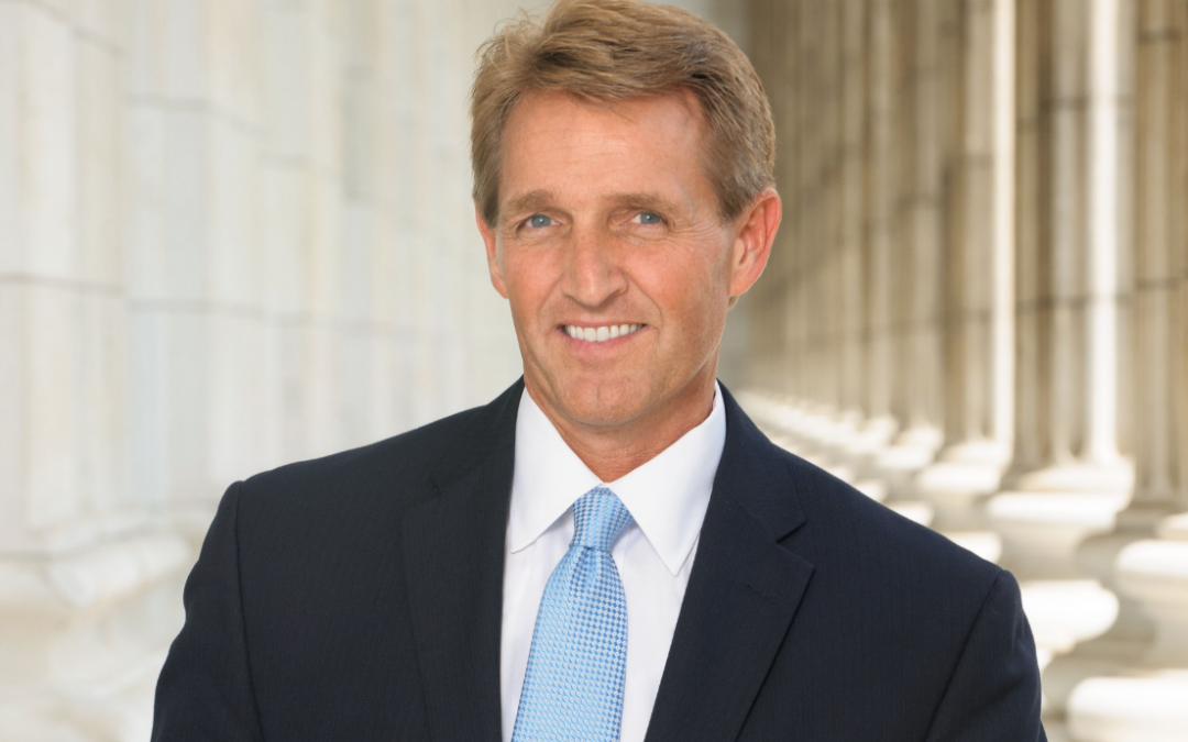 Flake compares Trump to Stalin in fiery defense of free press