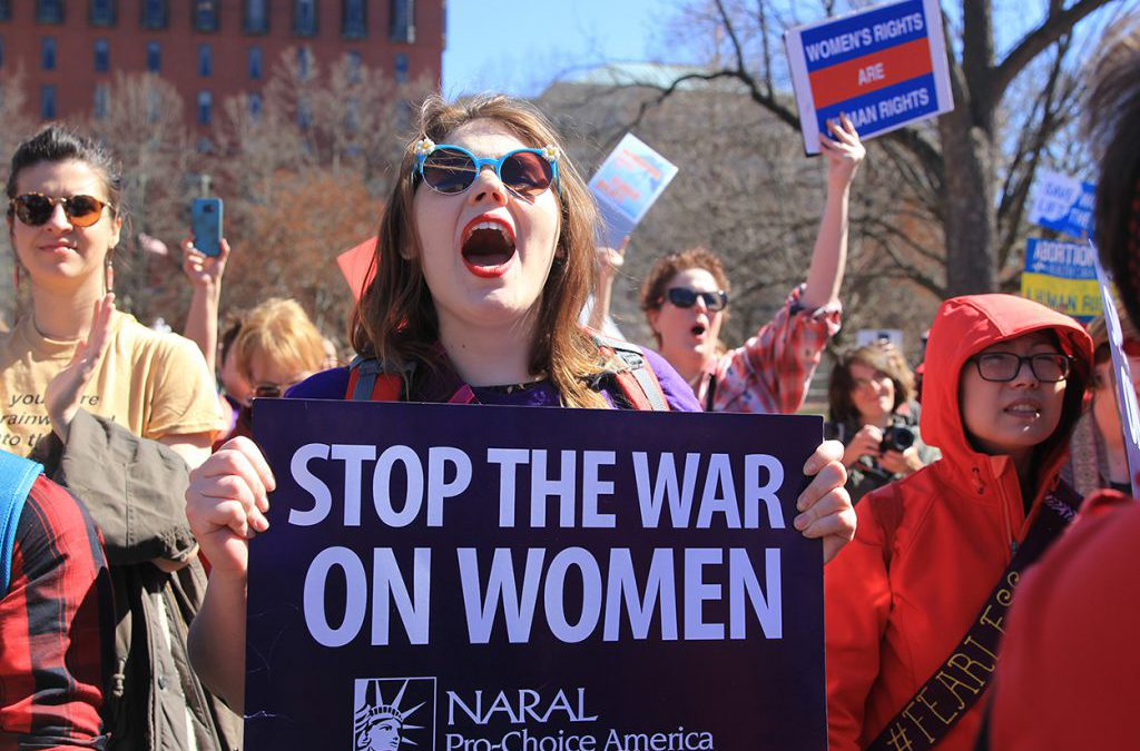 8,000 women expected to march in favor of voter turnout this weekend
