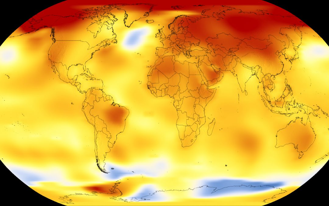 Last year was one of the warmest on record, NASA and NOAA report says