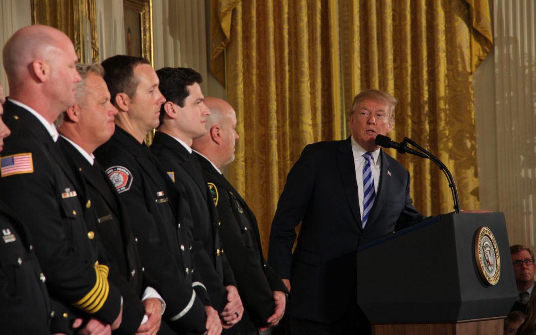 Trump explores ban on bump stocks