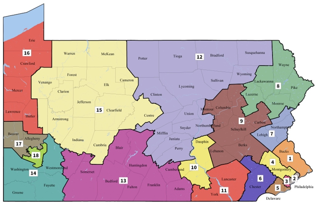 New voting map adds twist to Pennsylvania special election