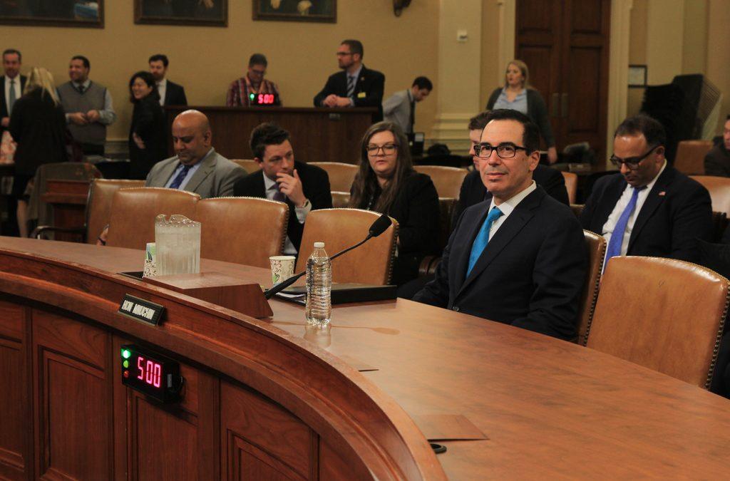 Treasury Secretary Mnuchin defends Trump's budget plan amidst criticism from lawmakers