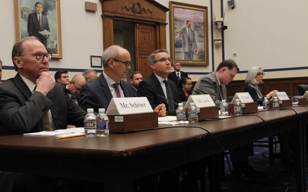 Experts debate U.S. infrastructure