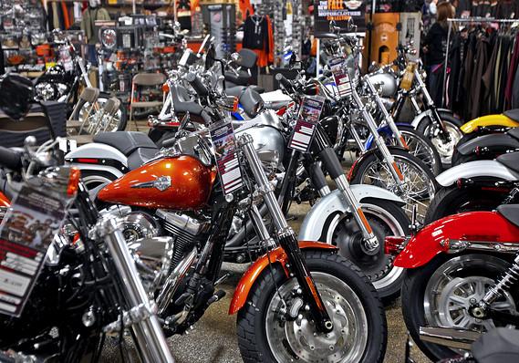 Harley Davidson, whiskey makers may feel tariff retribution