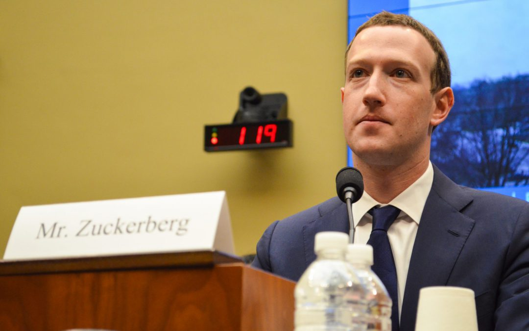 Zuckerberg among Facebook users whose personal data was compromised