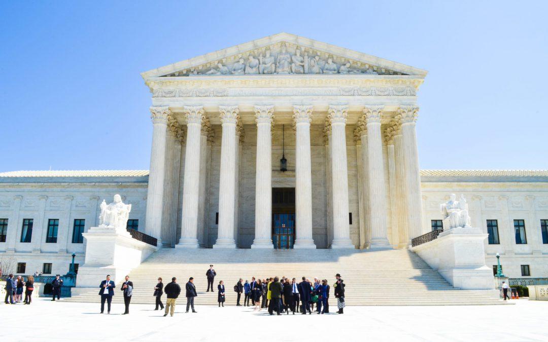 Washington argues salmon case in US Supreme Court