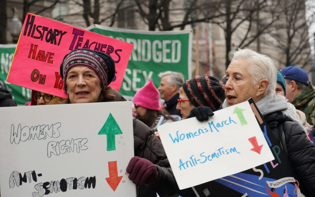 March for Life, Women's March Persist Amid Controversy