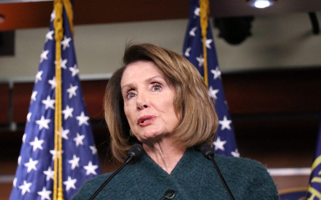 Pelosi Pushes for Interior Department funding, rebukes Republican border wall negotiations