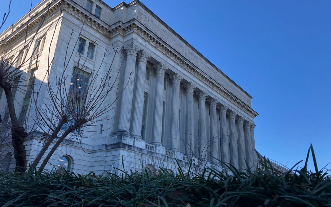 10 House Republicans join Democrats to approve USDA funding