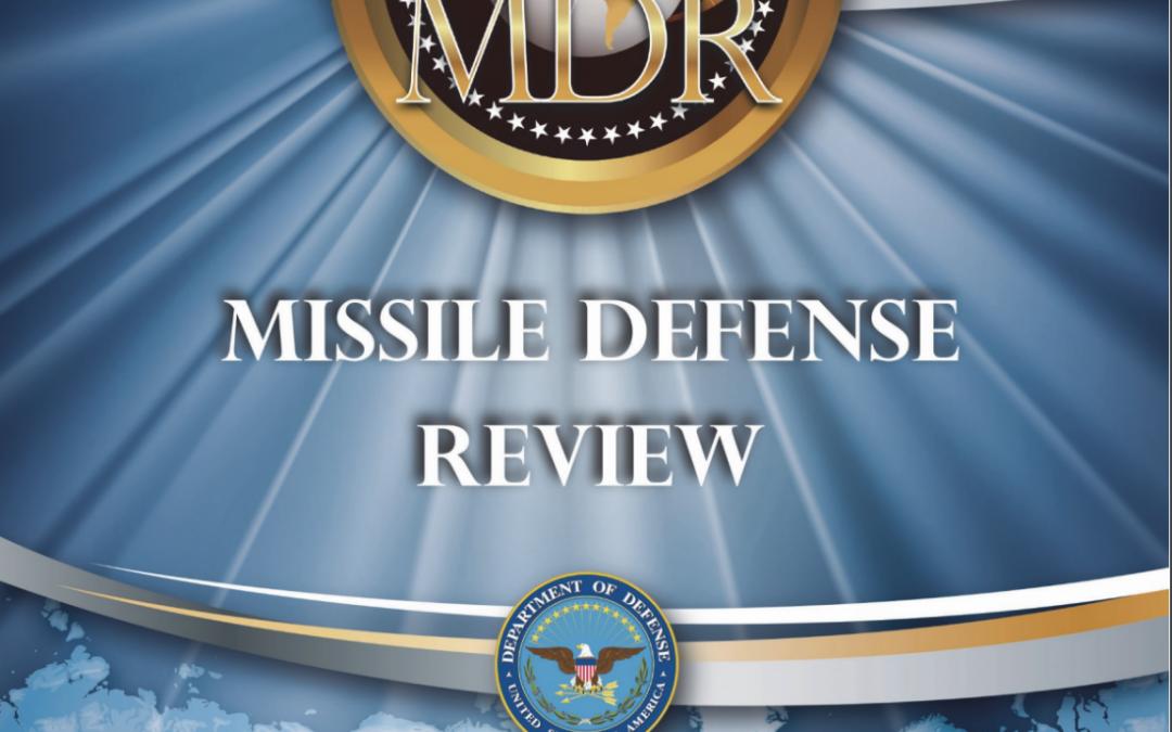 """Trump promises """"new era"""" in missile defense"""
