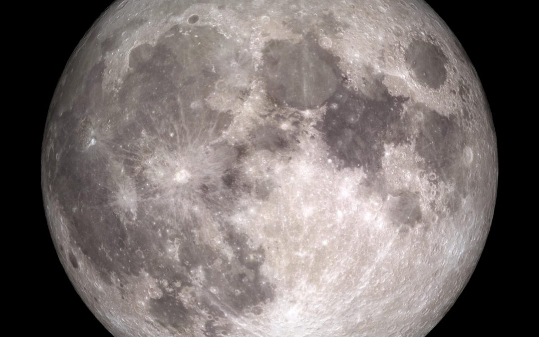 IS AMERICA FALLING BEHIND IN 'NEW' RACE TO THE MOON?