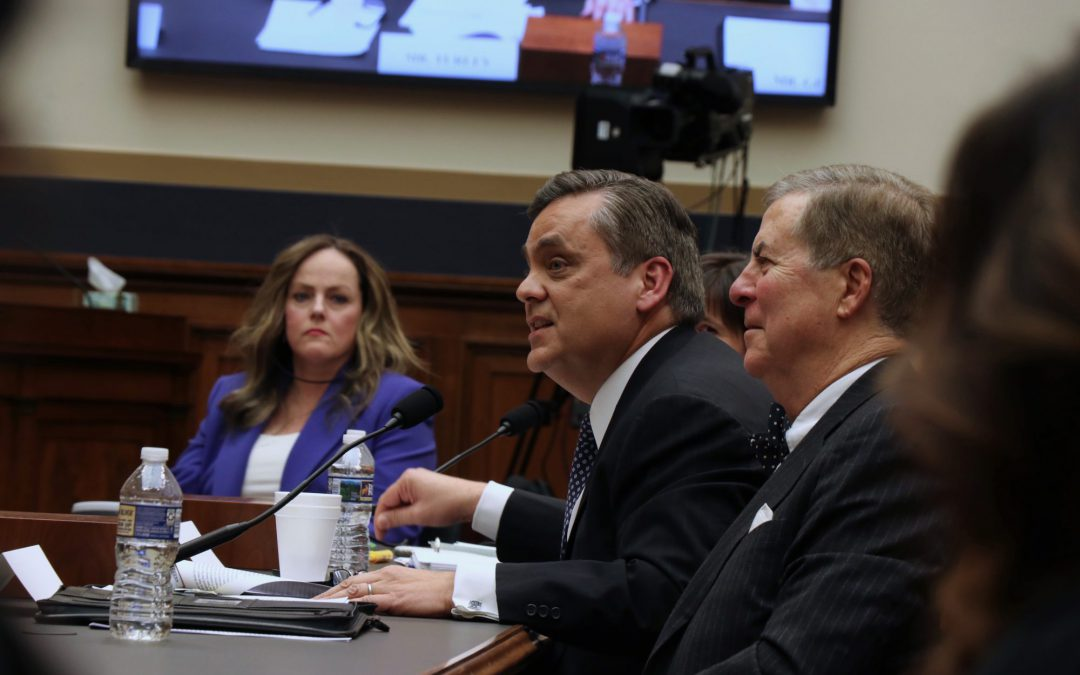 It's been 40 years – House Judiciary hearing examines National Emergencies Act