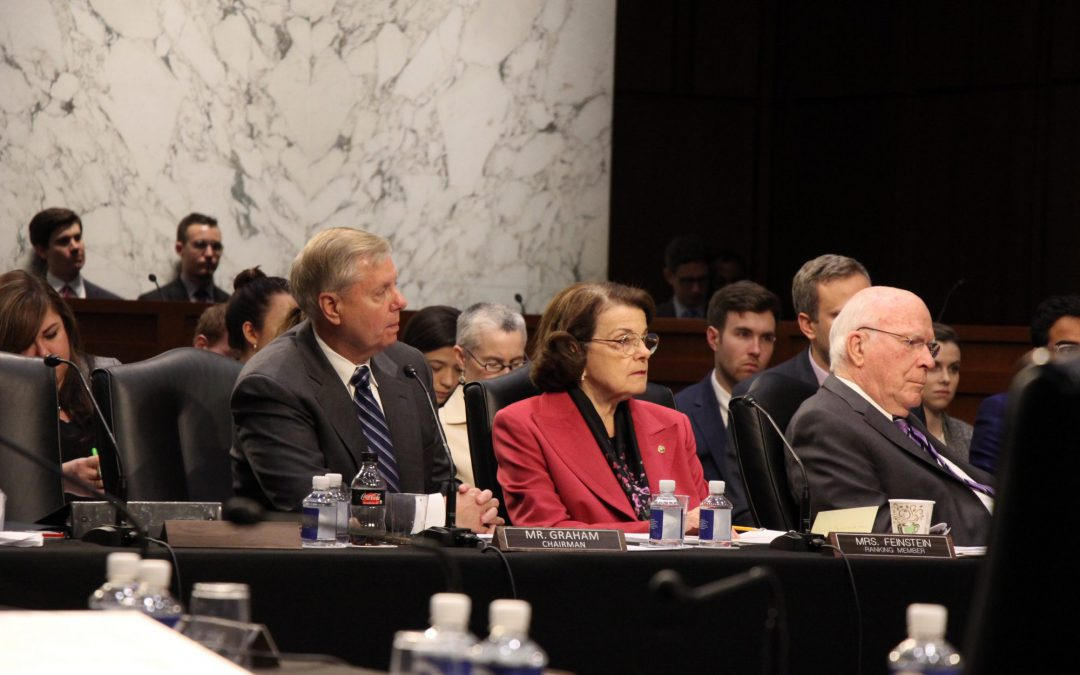 SENATE JUDICIARY COMMITTEE APPROVES AG NOMINEE WILLIAM BARR