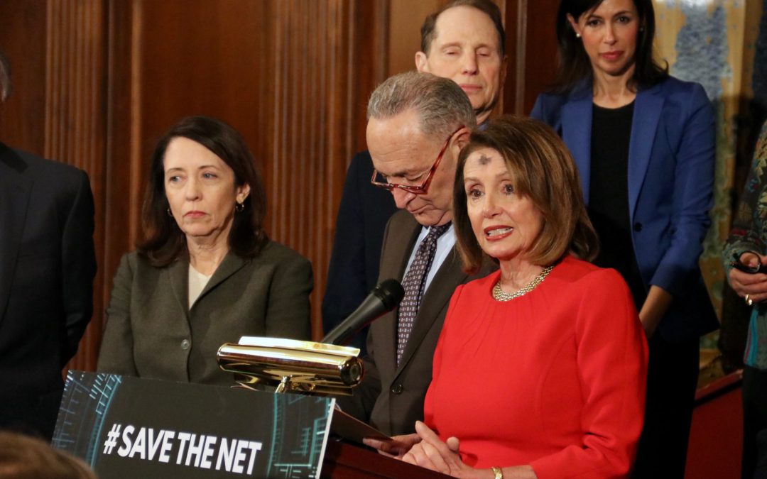 Democrats introduce bill to reinstate net neutrality