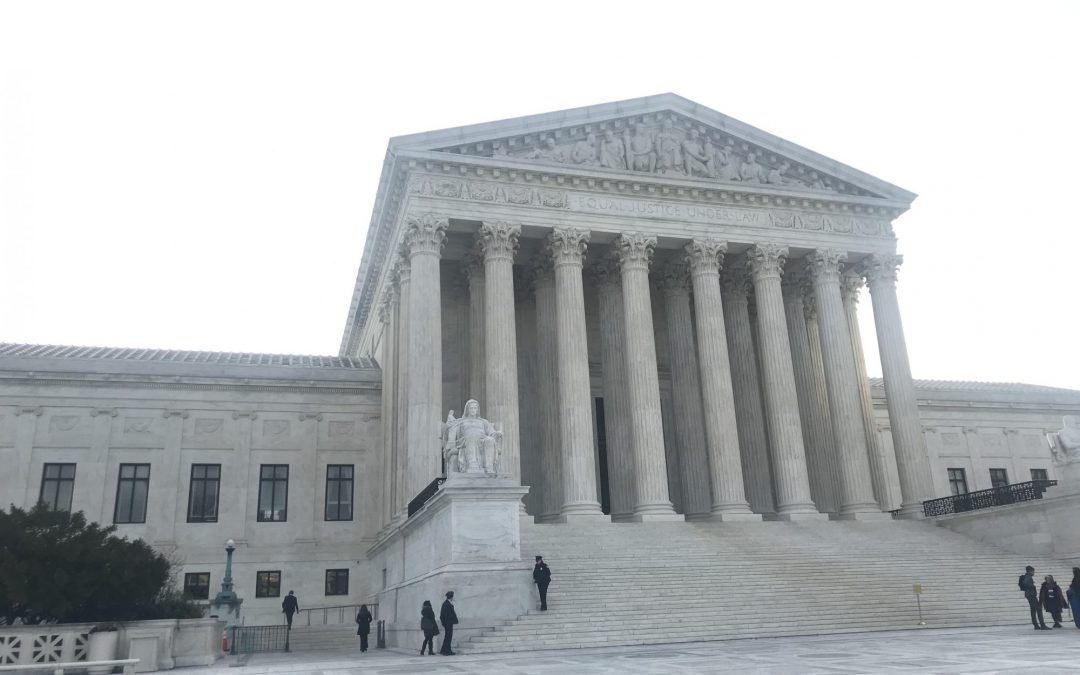 Supreme Court hears arguments on racial bias in death penalty case