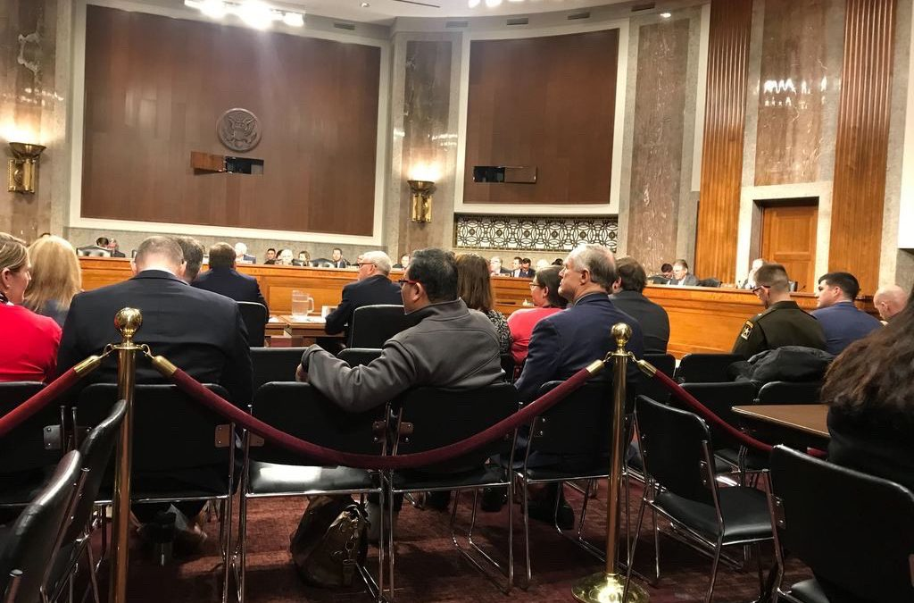 At nomination hearing, McPherson promises to address suicide in the military