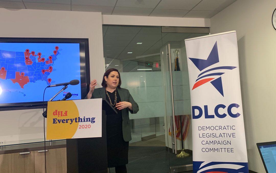 Democrats target seven state legislatures in 2020 election