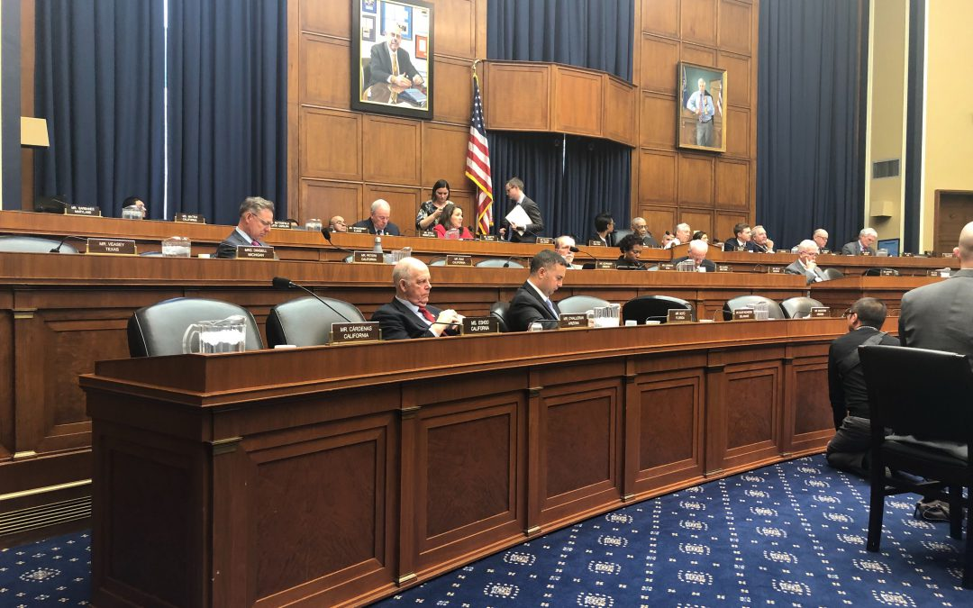 Energy and Commerce Committee hears testimony on wildfire effects