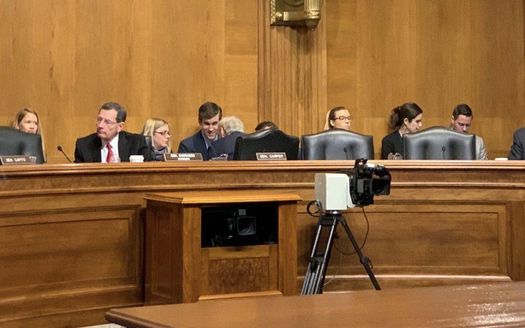 EDA prioritizes opportunity zone initiative in testimony to Senate committee, despite alleged tax abuses