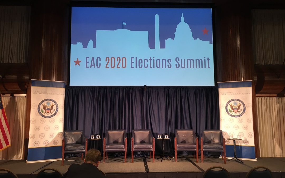 Secretaries of State talk about growing, accommodating voter turnout in 2020 Census
