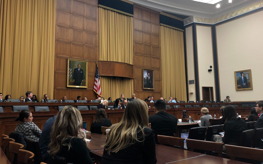 Former law clerk alleges sexual harassment by prominent judge, House Subcommittee discusses power dynamics within the federal judiciary