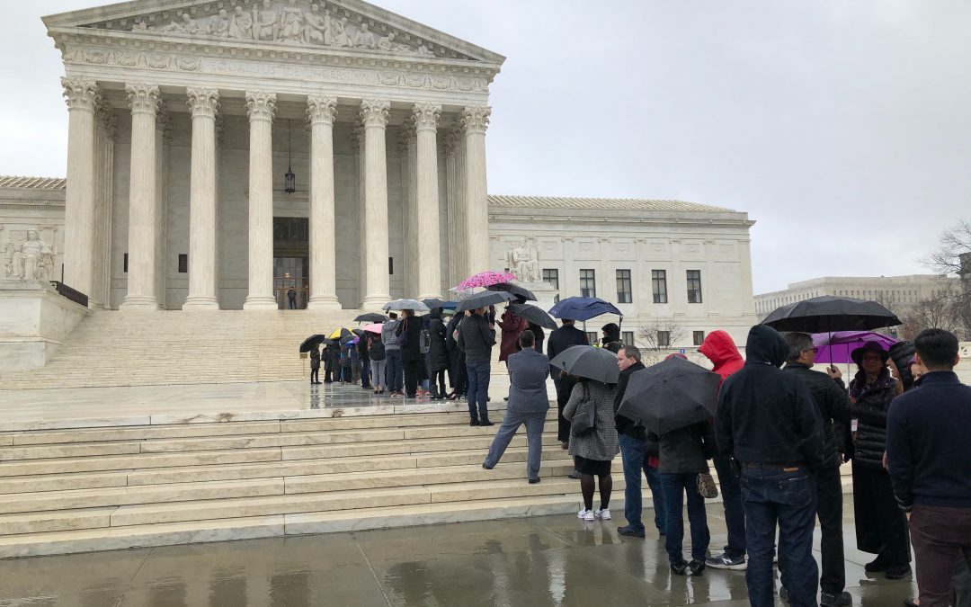 Supporting unauthorized immigrants could be criminalized, defense warns, as Supreme Court hears arguments in First Amendment case