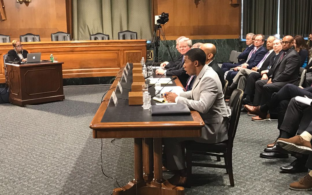 Senate Commerce Subcommittee holds first-ever hearing on college athlete compensation