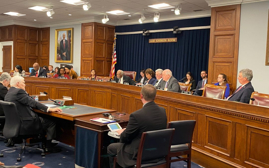 Congress members debate the effectiveness of social safety net programs, aim to reduce silos at Ways and Means Committee