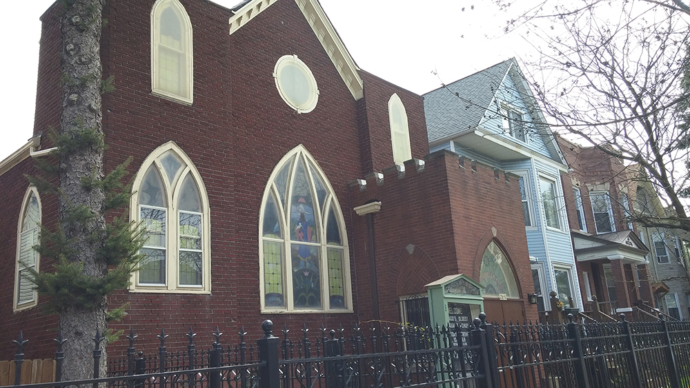 Church of the Spirit